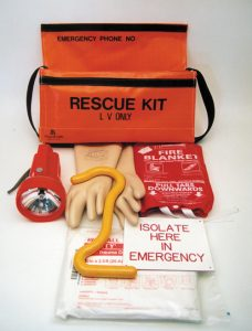 Low Voltage Rescue Training Kit
