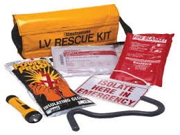 Low Voltage Rescue Training Kits